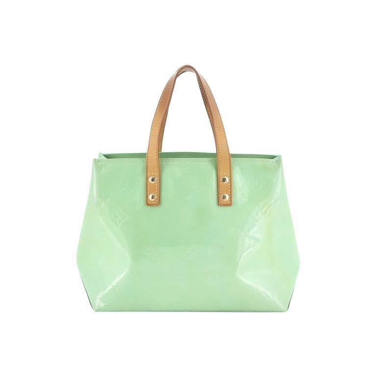 Louis Vuitton Reade Handbag Monogram Vernis PM For Sale