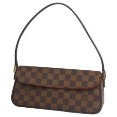 LOUIS VUITTON Recolator Womens shoulder bag N51299 Damier ebene