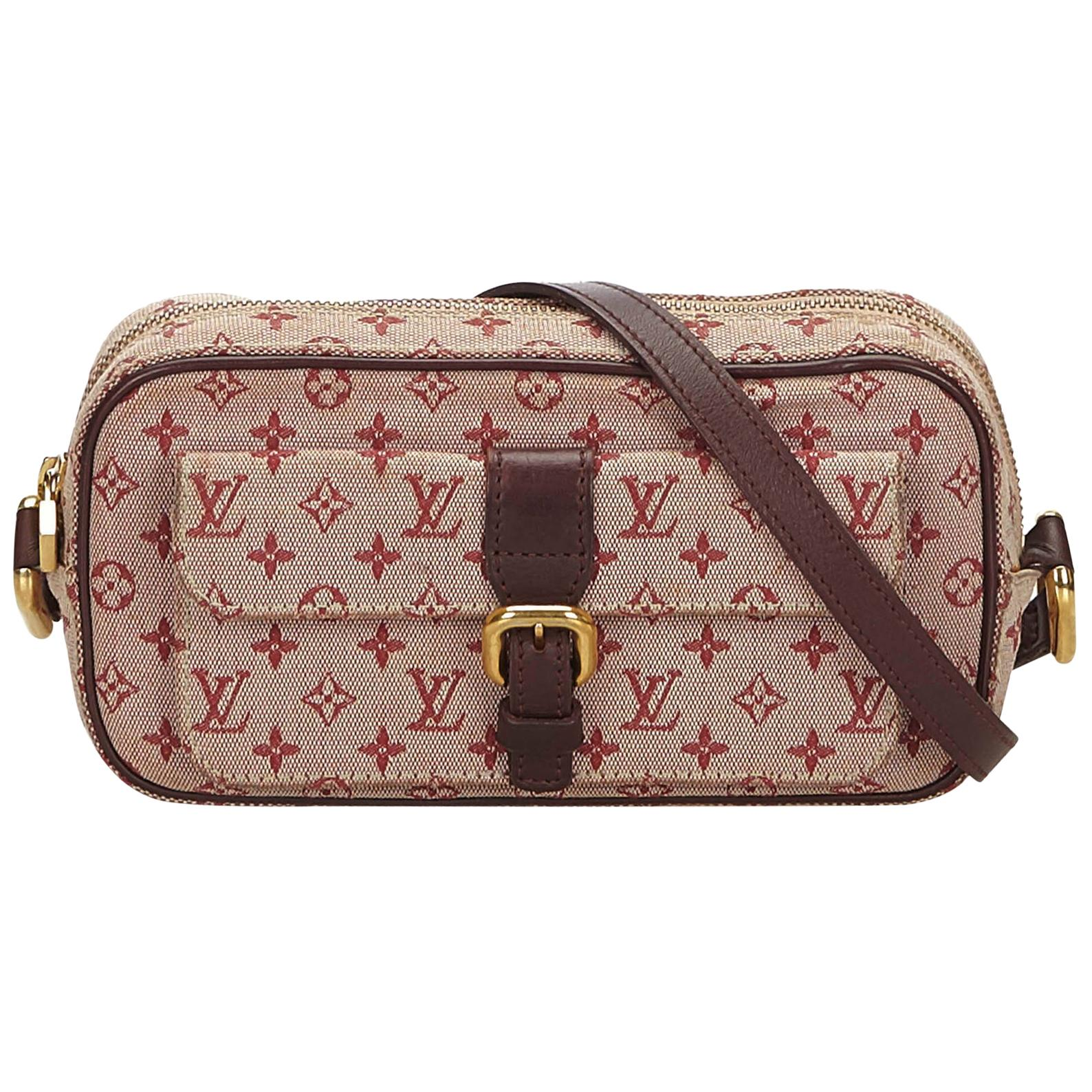 Louis Vuitton Mini Lin Bags - 35 For Sale on 1stdibs 5872156f4c6e1