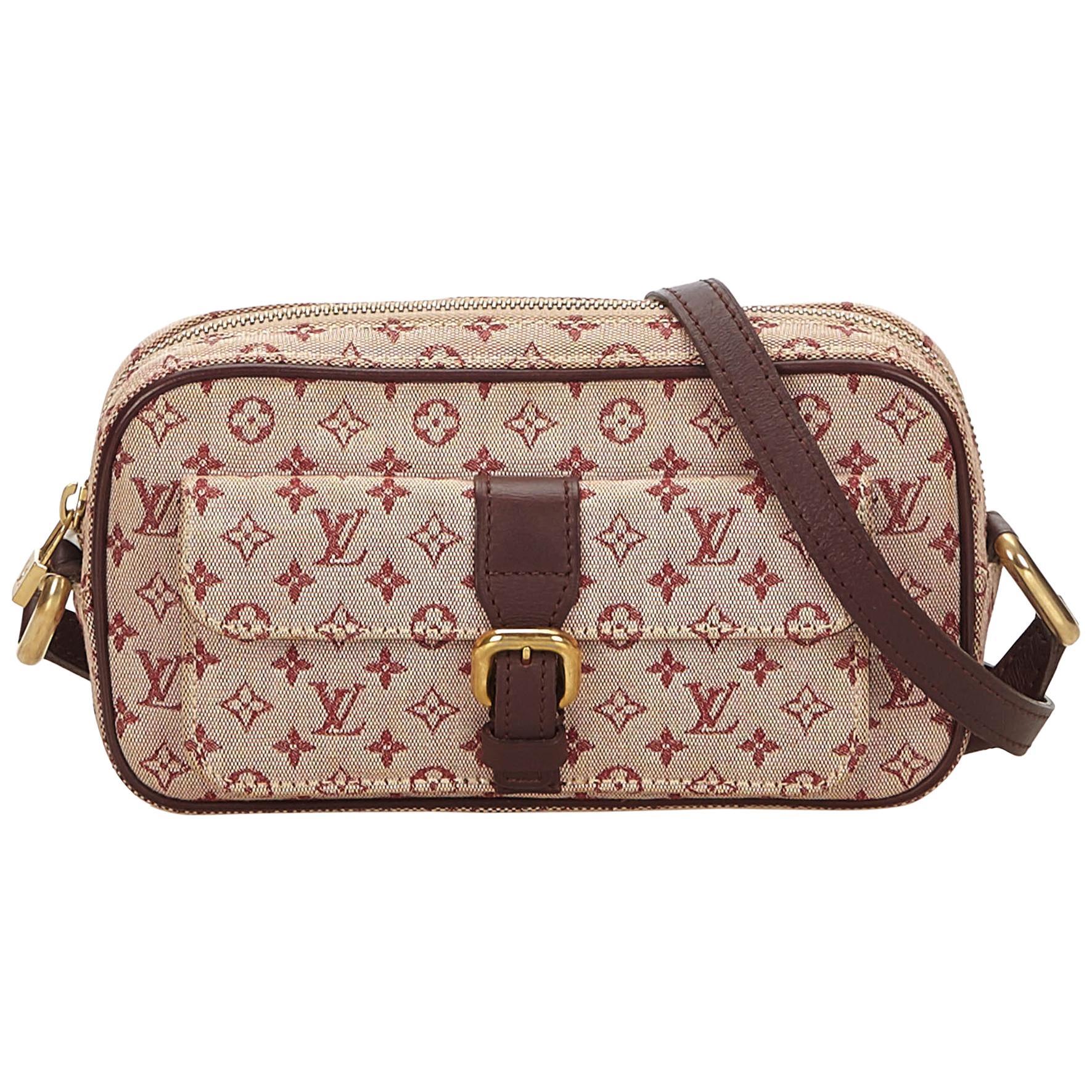 41c90a8d9489 Louis Vuitton Mini Lin Bags - 35 For Sale on 1stdibs