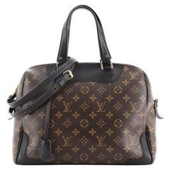 Louis Vuitton Retiro NM Handbag Monogram Canvas