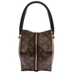 Louis Vuitton Reverse Monogram Canvas Square Bag