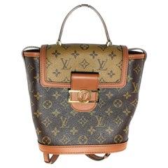 Louis Vuitton Reverse Monogram Dauphine Backpack PM
