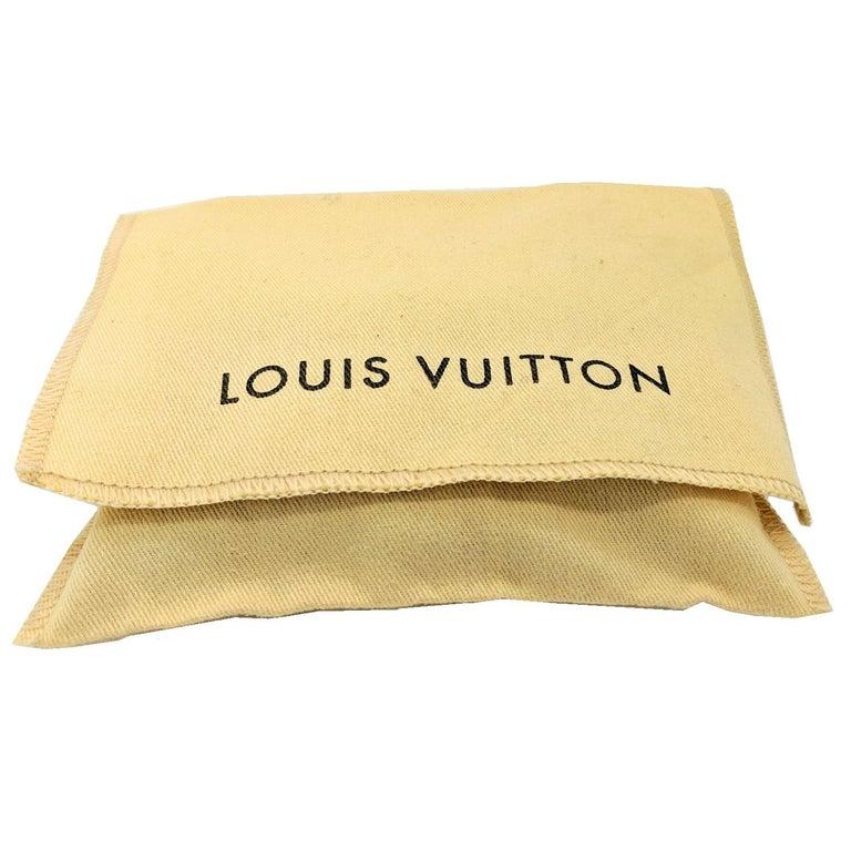 Louis Vuitton Reverse Monogram Dauphine Compact Wallet For Sale 5