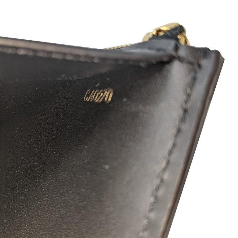 Louis Vuitton Reverse Monogram Dauphine Compact Wallet For Sale 4