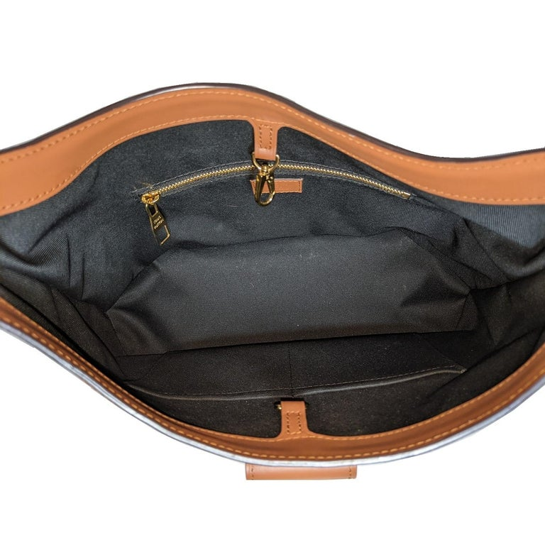 Louis Vuitton Reverse Monogram Dauphine Hobo For Sale 2