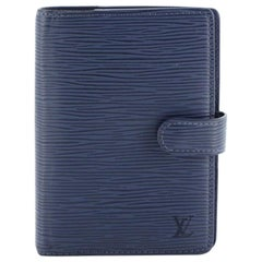 Louis Vuitton Ring Agenda Cover Epi Leather PM