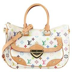 Louis Vuitton Rita Handbag Monogram Multicolor