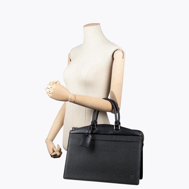 Louis Vuitton Riviera Epi Bag 3