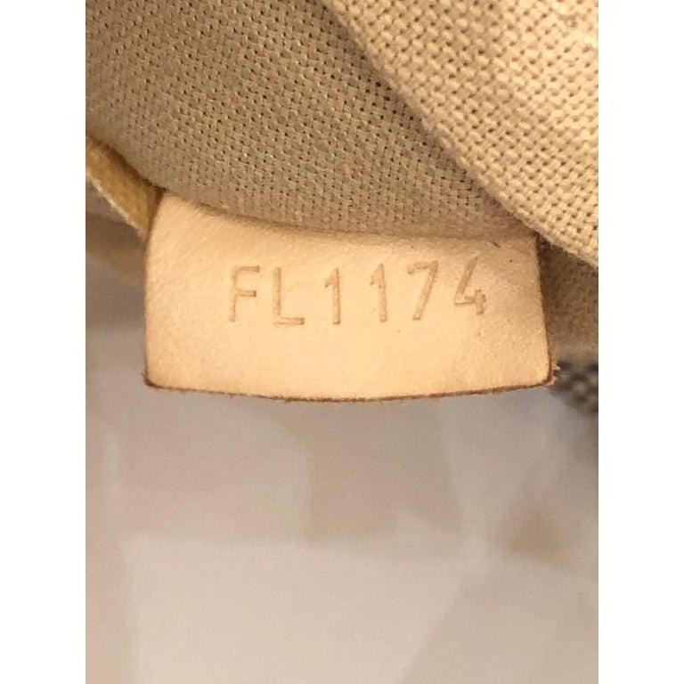 Louis Vuitton Riviera Handbag Damier PM For Sale 6