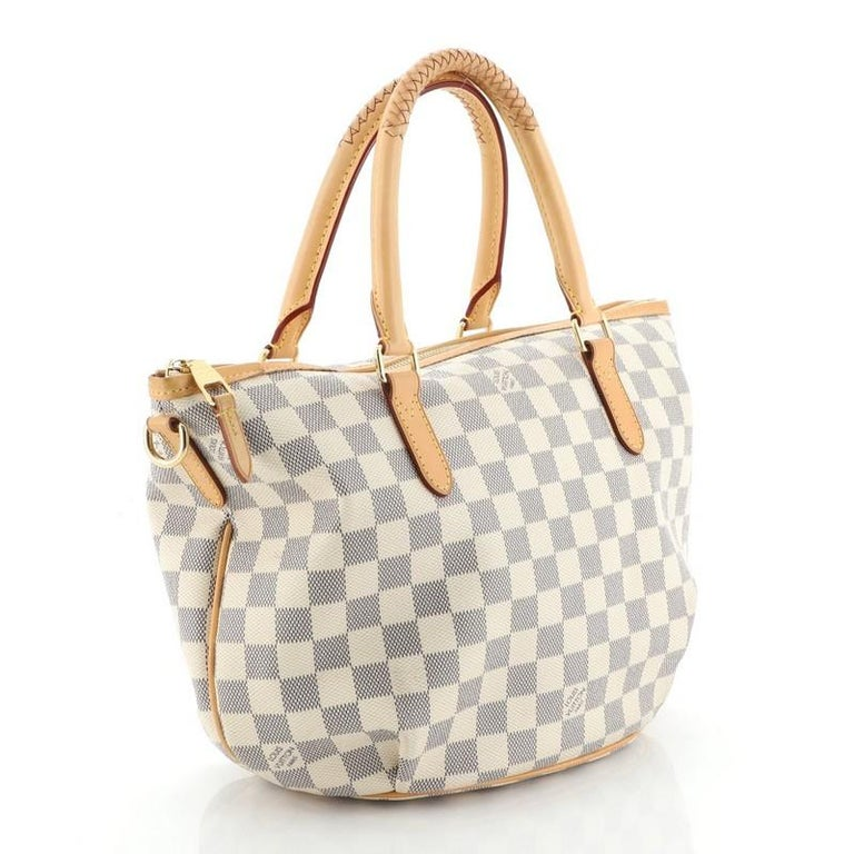 Louis Vuitton Riviera Handbag Damier PM In Good Condition For Sale In New York, NY