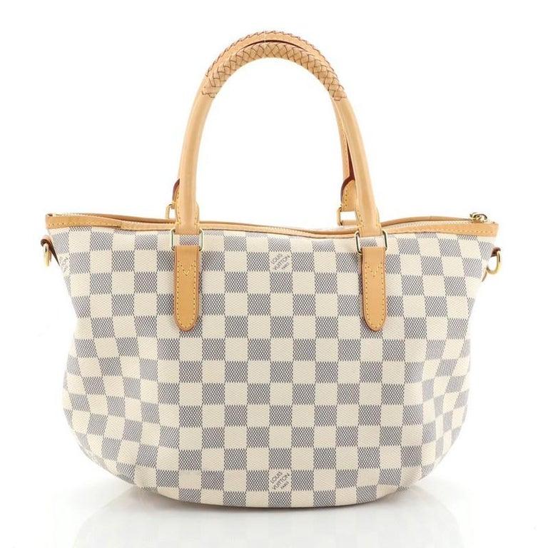 Women's or Men's Louis Vuitton Riviera Handbag Damier PM For Sale