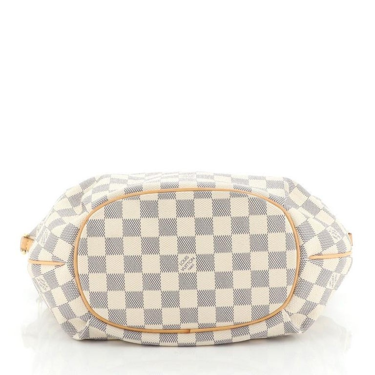Louis Vuitton Riviera Handbag Damier PM For Sale 1