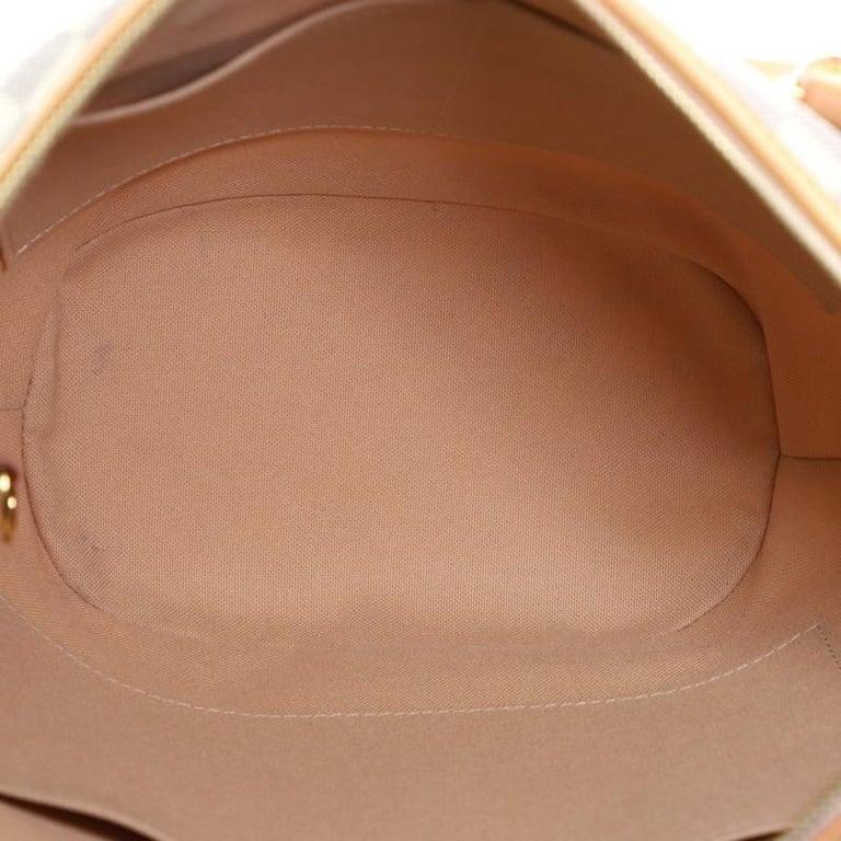 Louis Vuitton Riviera Handbag Damier PM For Sale 2