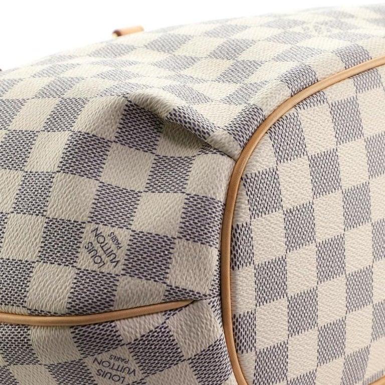 Louis Vuitton Riviera Handbag Damier PM For Sale 3