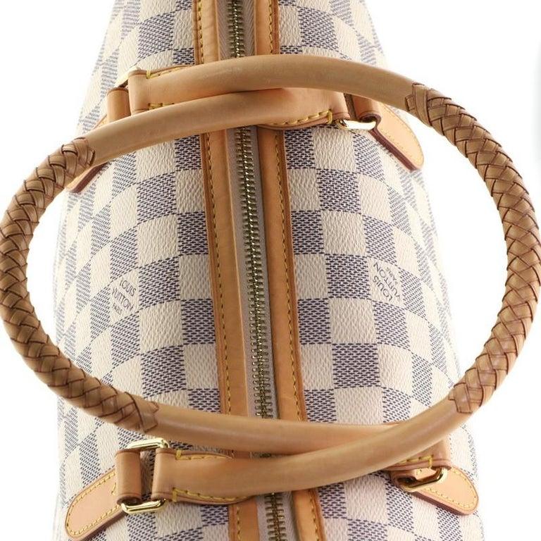 Louis Vuitton Riviera Handbag Damier PM For Sale 4