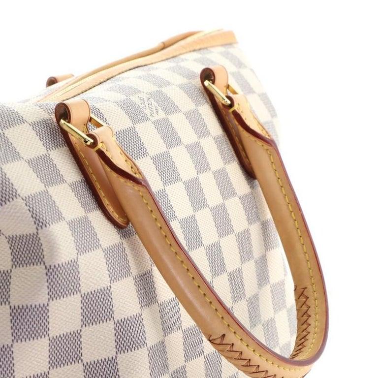 Louis Vuitton Riviera Handbag Damier PM For Sale 5