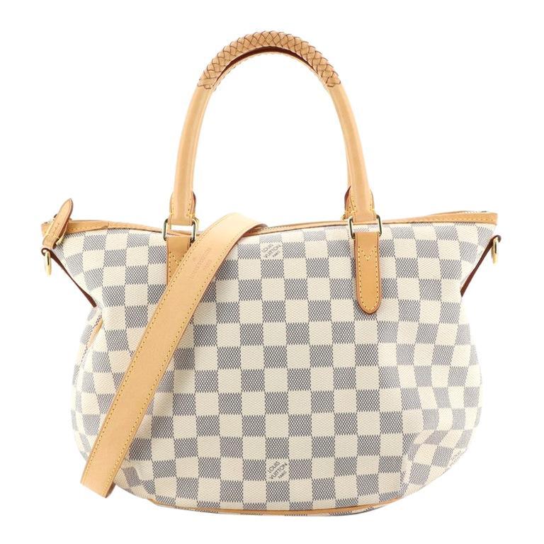 Louis Vuitton Riviera Handbag Damier PM For Sale