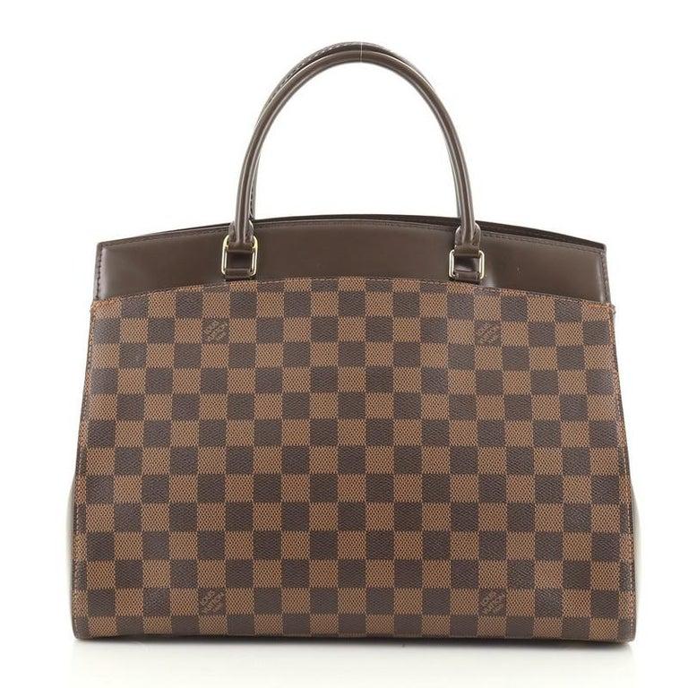 Louis Vuitton Rivoli Handbag Damier MM In Good Condition For Sale In New York, NY