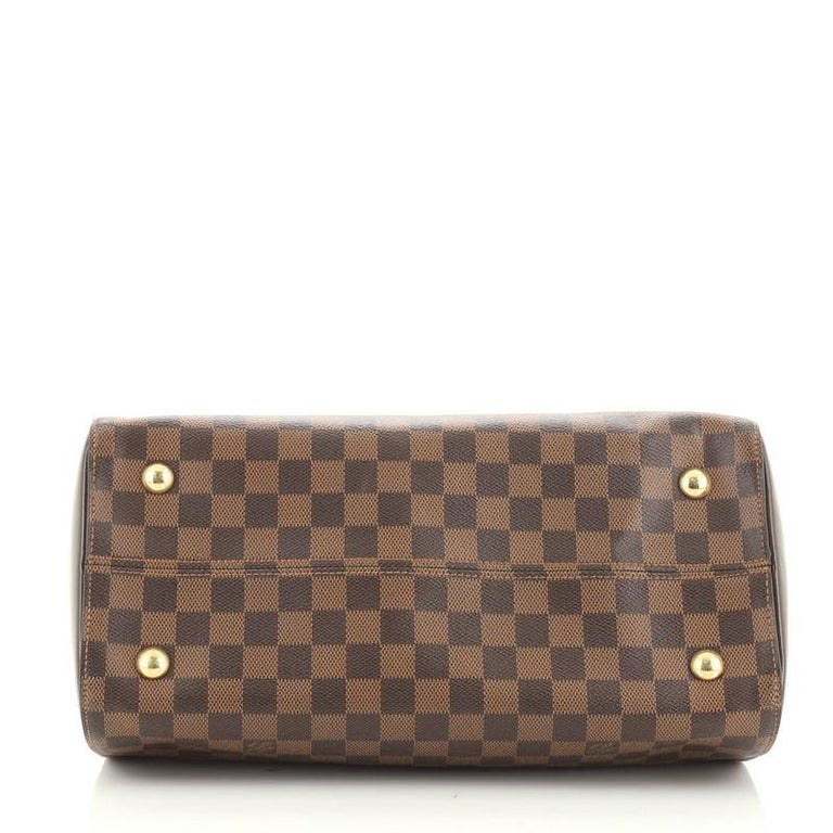 Women's or Men's Louis Vuitton Rivoli Handbag Damier MM For Sale