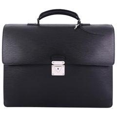 Louis Vuitton Robusto 2 Briefcase Epi Leather,