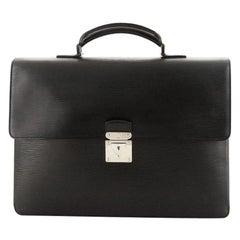 Louis Vuitton  Robusto 2 Briefcase Epi Leather