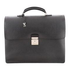 Louis Vuitton Robusto 3 Briefcase Taiga Leather