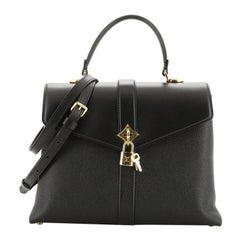 Louis Vuitton  Rose des Vents Bag Leather MM