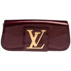 Louis Vuitton Rouge Fauviste Vernis Sobe Clutch