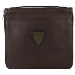 Louis Vuitton Rutieru Briefcase Utah Leather
