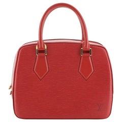 Louis Vuitton Sablons Handbag Epi Leather