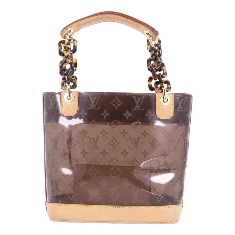 c1615ef6f062 Louis Vuitton Sac Ambre Handbag Monogram Vinyl PM at 1stdibs