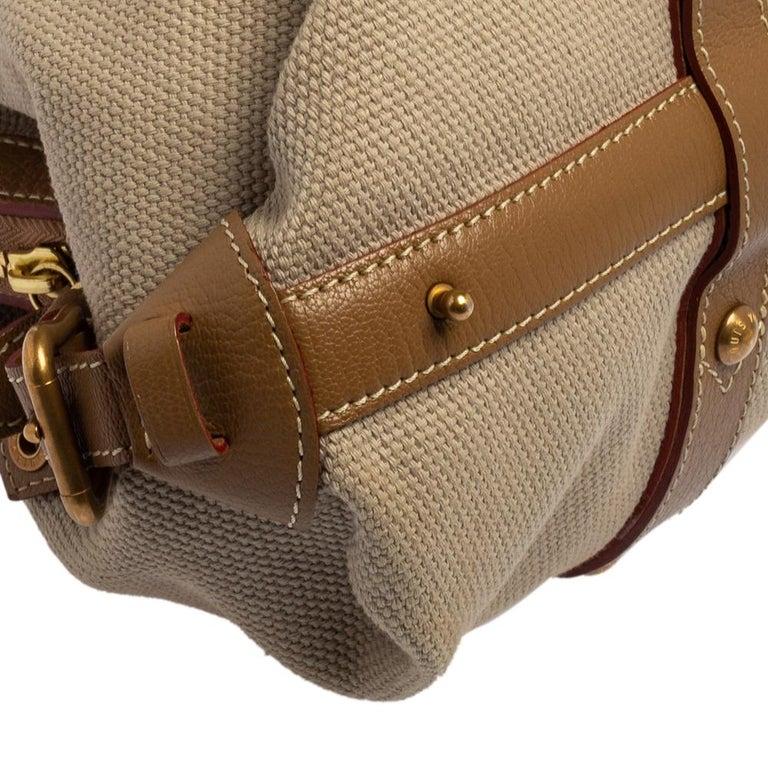 Louis Vuitton Sac de Nuit Toile Limited Edition Trianon GM Bag For Sale 5