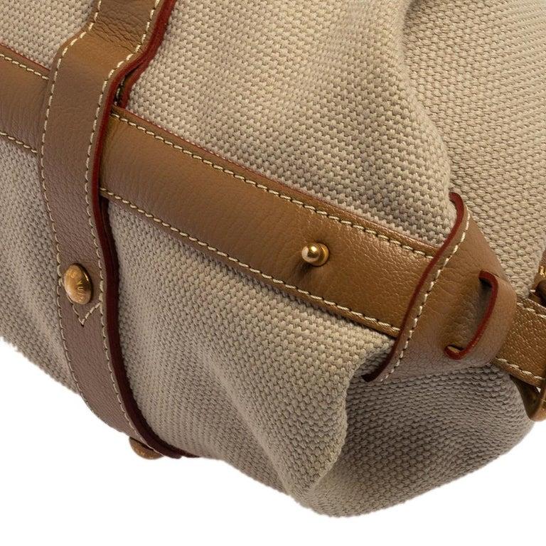 Louis Vuitton Sac de Nuit Toile Limited Edition Trianon GM Bag For Sale 6