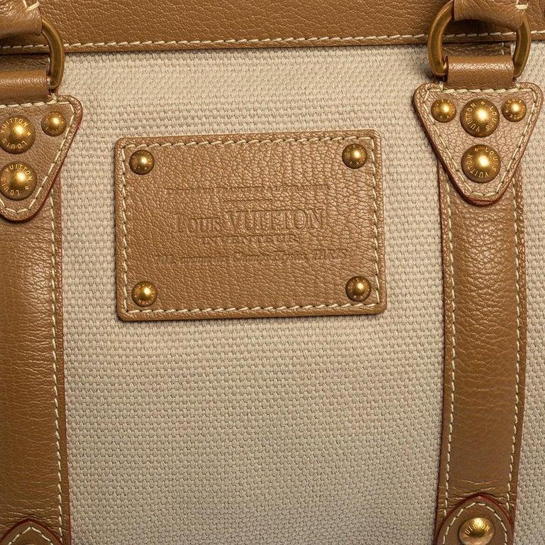 Louis Vuitton Sac de Nuit Toile Limited Edition Trianon GM Bag For Sale 1