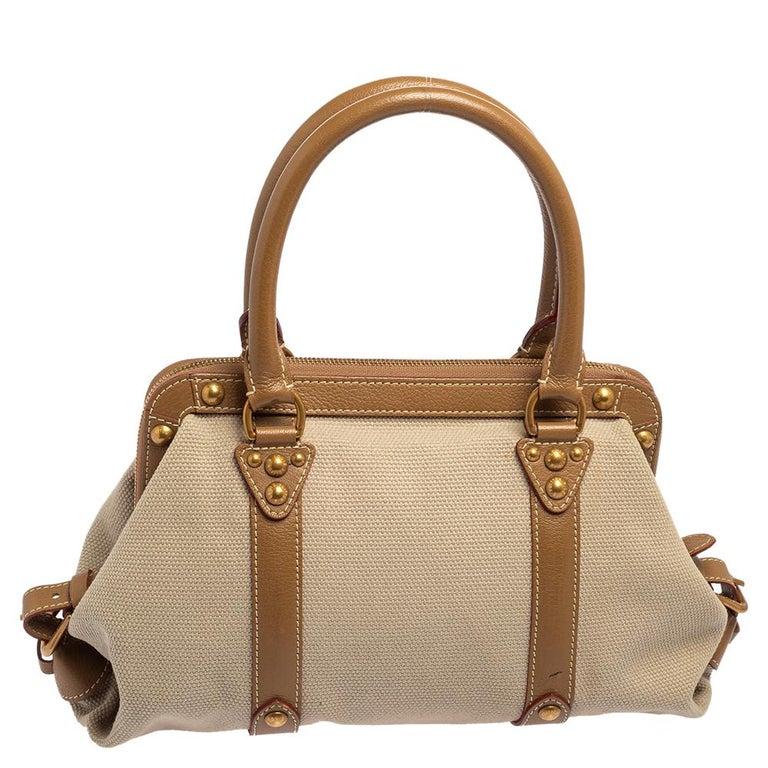 Louis Vuitton Sac de Nuit Toile Limited Edition Trianon GM Bag For Sale 2