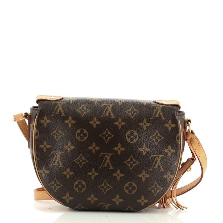 Louis Vuitton Saint Cloud NM Bag Monogram Canvas In Good Condition For Sale In New York, NY