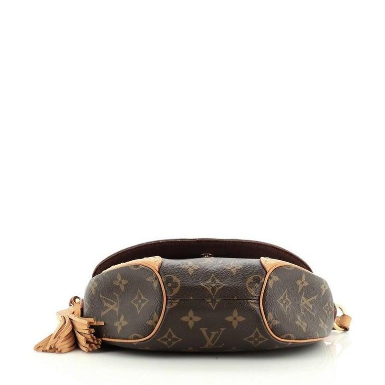 Women's or Men's Louis Vuitton Saint Cloud NM Bag Monogram Canvas For Sale