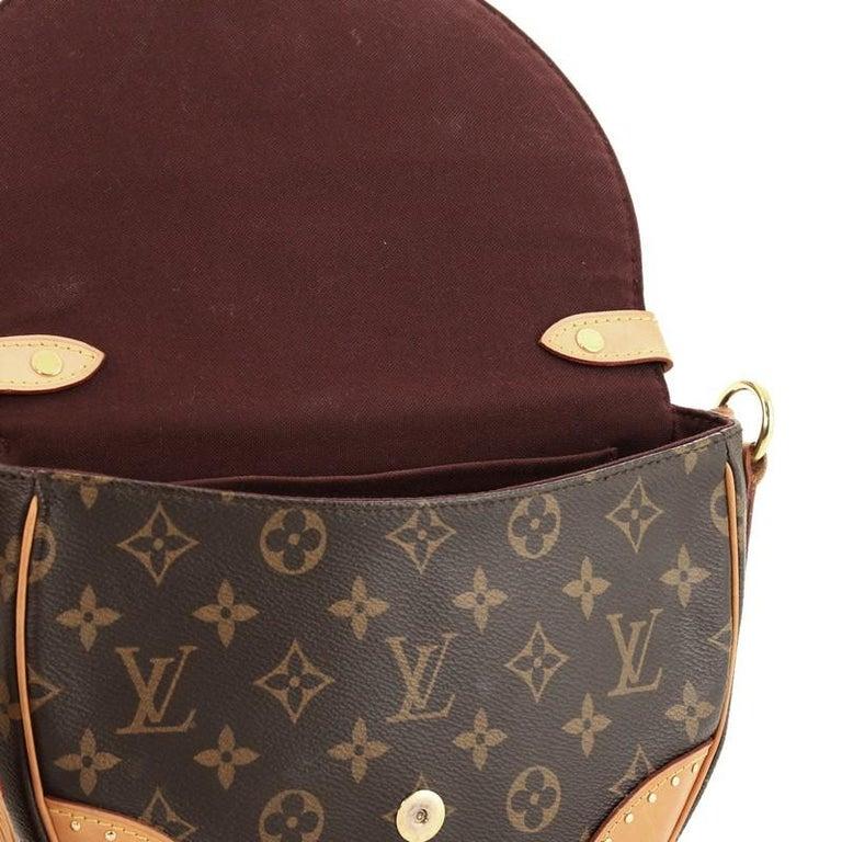 Louis Vuitton Saint Cloud NM Bag Monogram Canvas For Sale 3