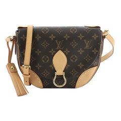 Louis Vuitton Saint Cloud NM Bag Monogram Canvas