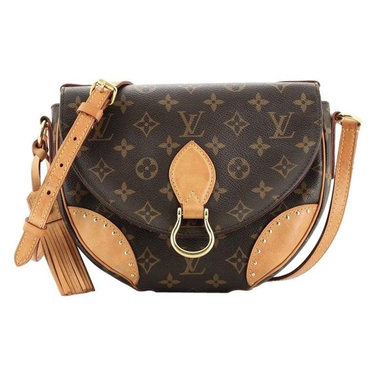 Louis Vuitton Saint Cloud NM Bag Monogram Canvas For Sale
