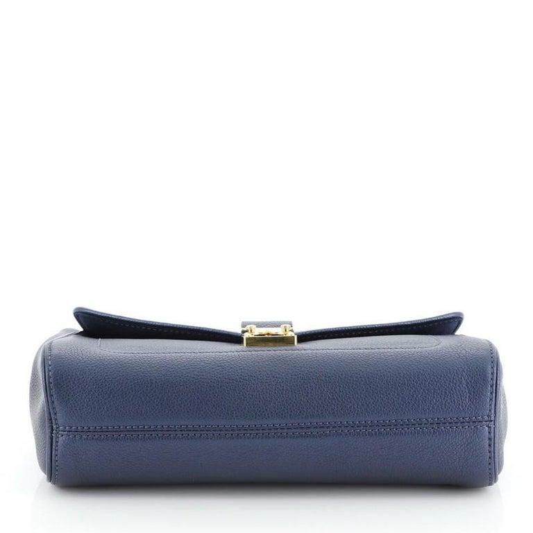 Women's or Men's Louis Vuitton Saint Germain Handbag Monogram Empreinte Leather PM For Sale