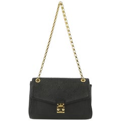 Louis Vuitton Saint Germain Handbag Monogram Empreinte Leather PM