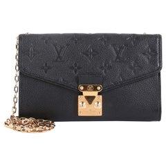 Louis Vuitton Saint Germain Pochette Monogram Empreinte Leather