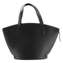 Louis Vuitton Saint Jacques Handbag Epi Leather PM