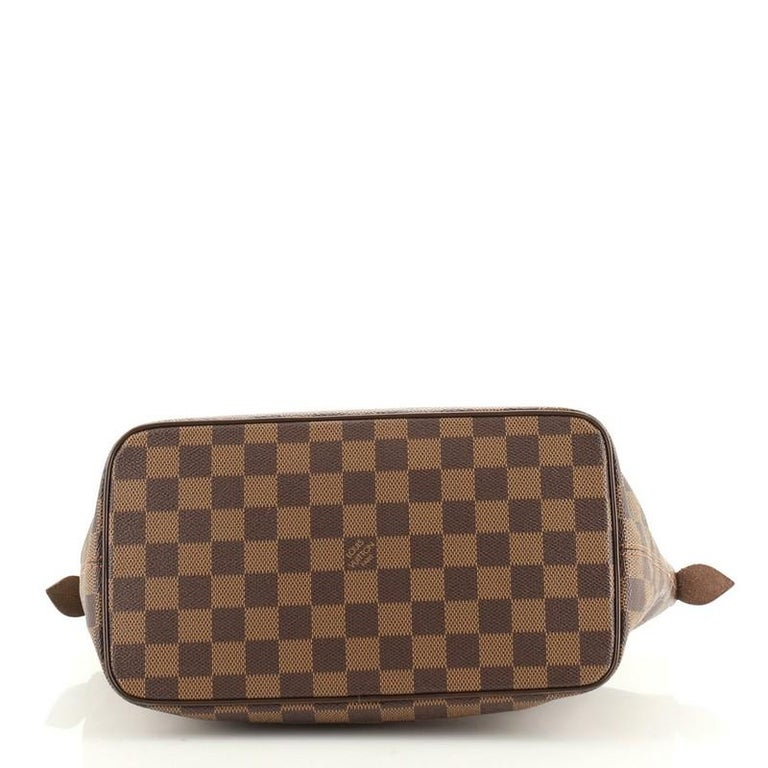 Louis Vuitton Saleya Handbag Damier PM In Good Condition For Sale In New York, NY