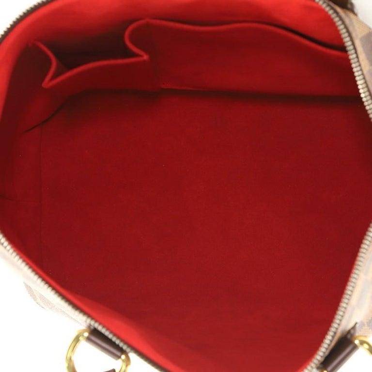 Women's or Men's Louis Vuitton Saleya Handbag Damier PM For Sale