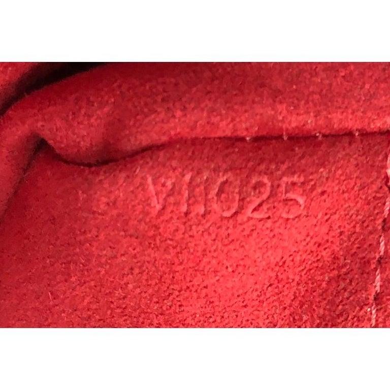 Louis Vuitton Saleya Handbag Damier PM For Sale 1