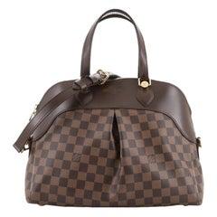 Louis Vuitton Salvi Handbag Damier