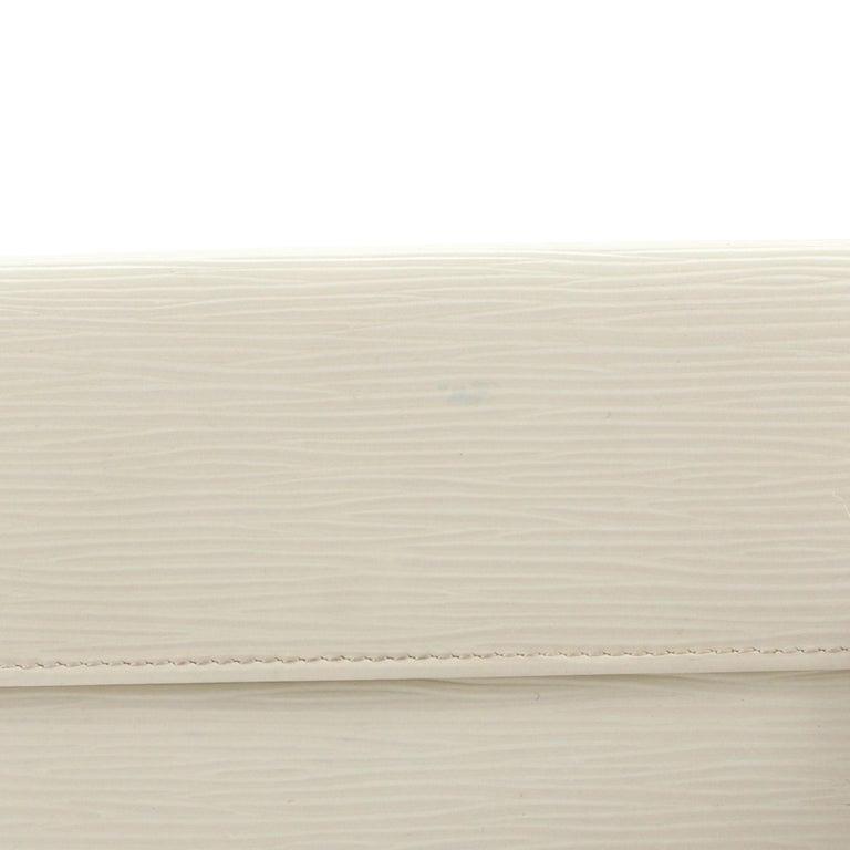 Louis Vuitton Sarah Wallet Epi Leather For Sale 3
